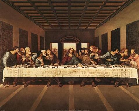العشاء الاخير